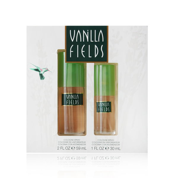 Vanilla Fields by Coty for Women 2.0oz Cologne Spray Gift Set
