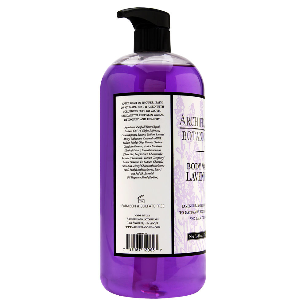 Shoppable Search Pomade Tokyo Night Lavender Red Archipelago Botanicals Body Wash