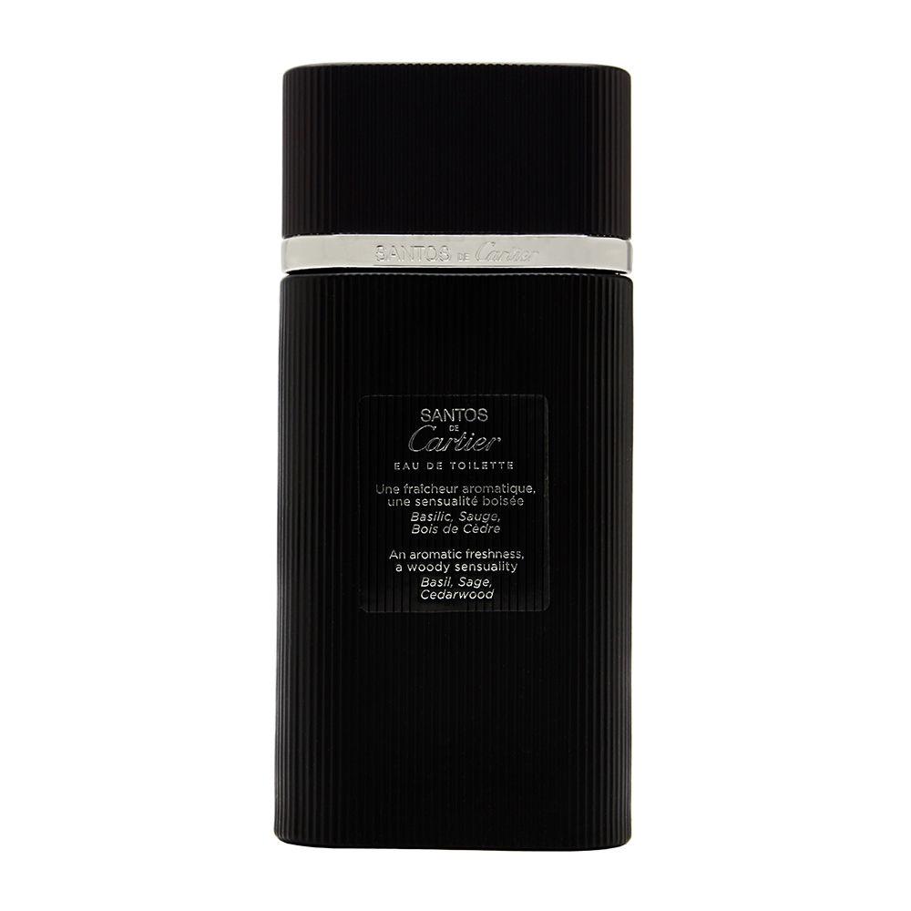 Santos de Cartier by Cartier for Men 3.3oz Cologne EDT Spray (Tester) Shower Gel