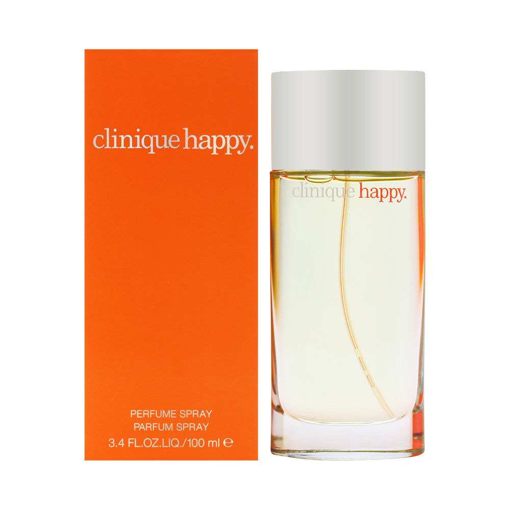 Happy by Clinique for Women 3.4oz Spray Shower Gel