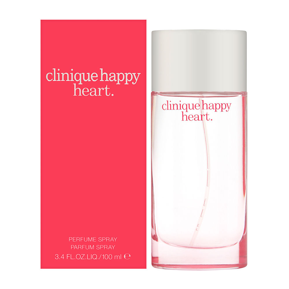Happy Heart by Clinique for Women 3.4oz Spray Shower Gel