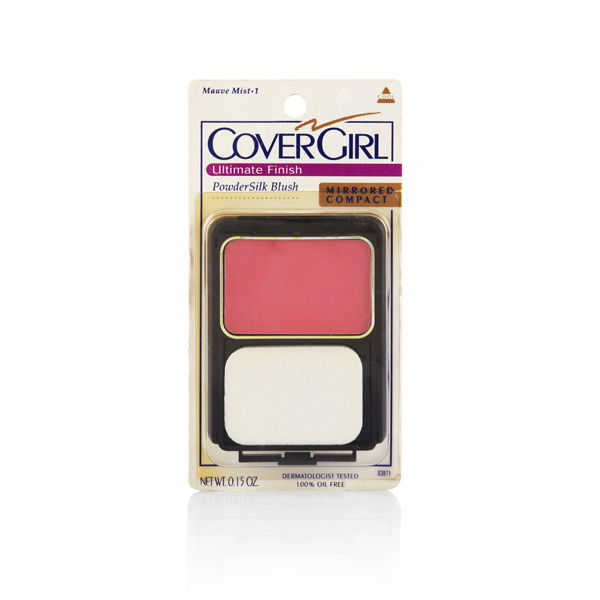 Cover Girl Ultimate Finish Powdersilk Blush Mauve Mist 1 at Sears.com