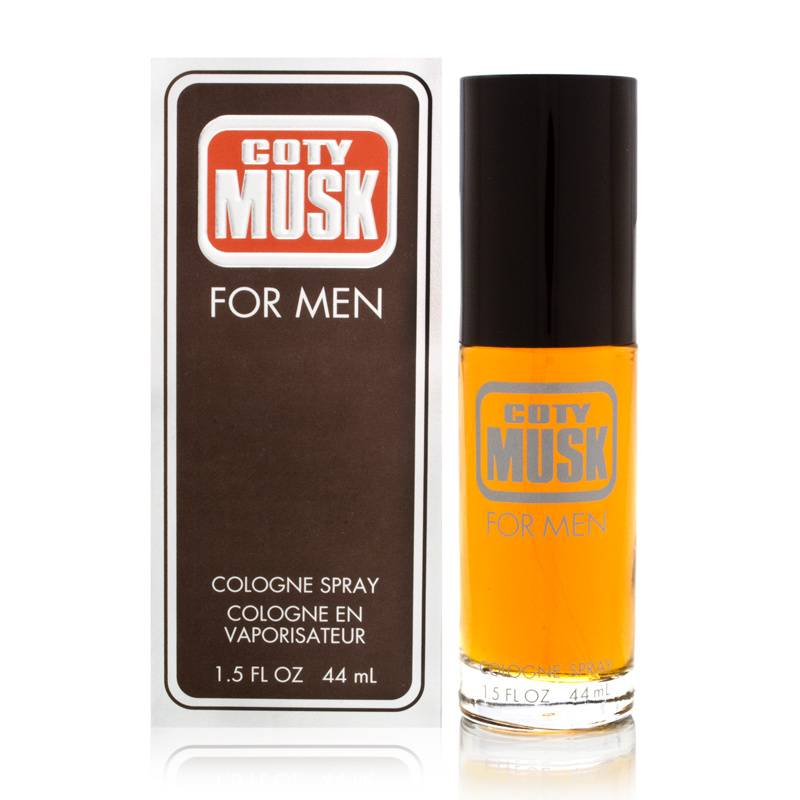 Coty Musk by Coty for Men 1.5oz Cologne Spray