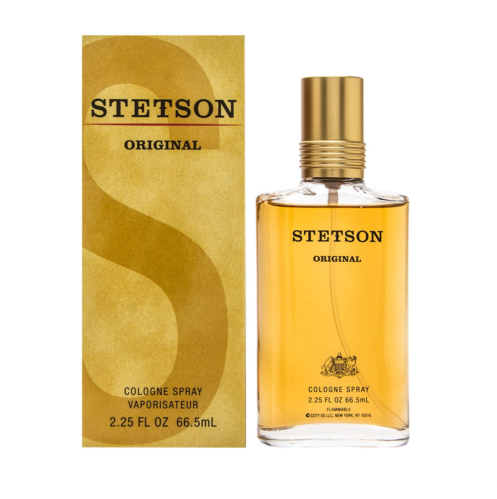 Coty Stetson by Stetson for Men 2.25oz Cologne Spray Shower Gel