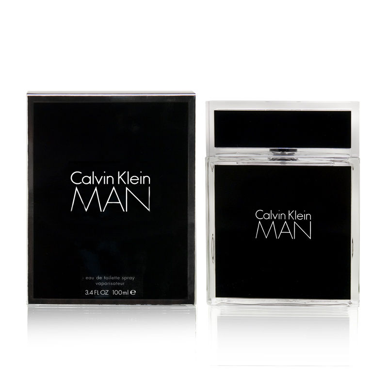Calvin Klein Man by Calvin Klein  men 3.4oz EDT Spray Shower Gel