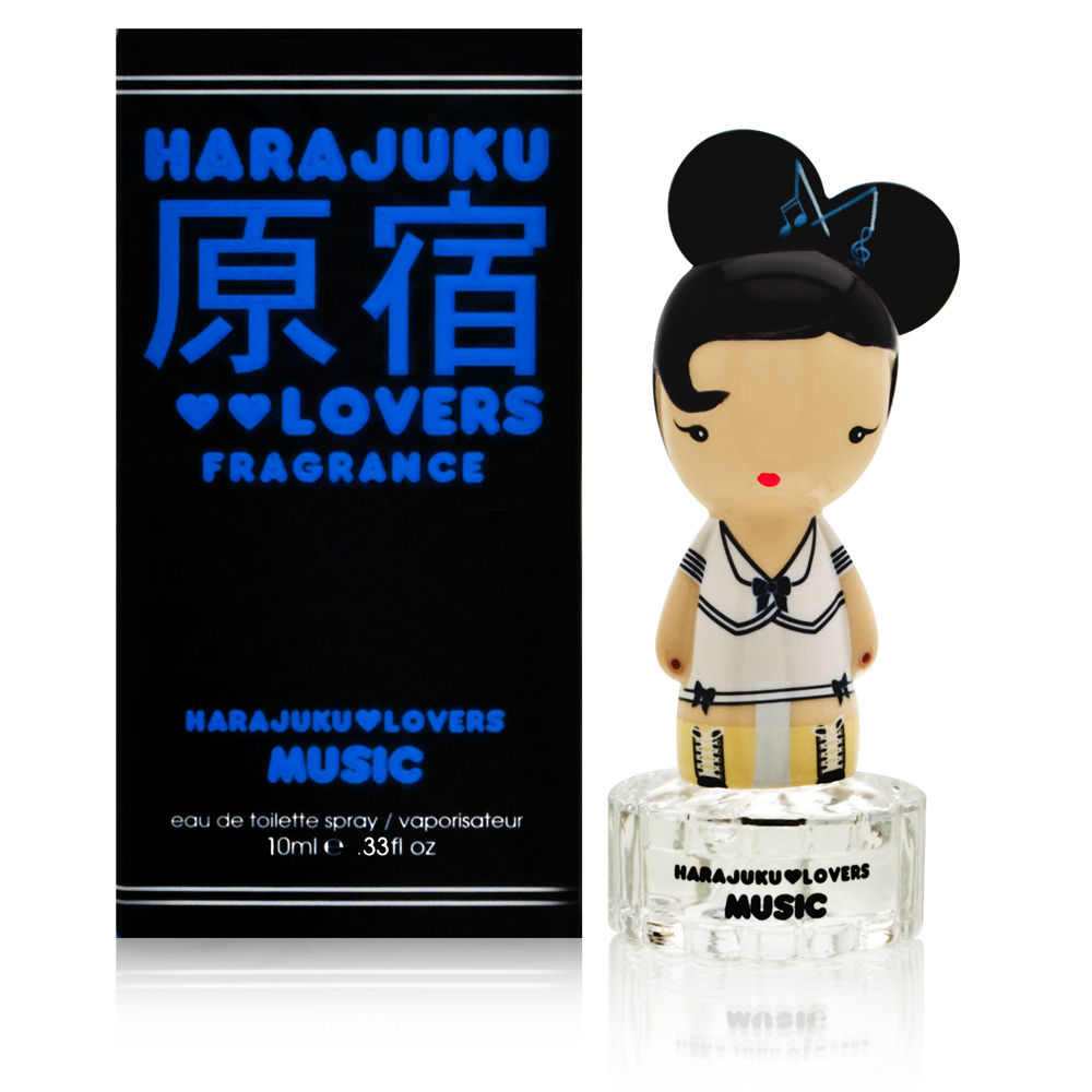 Gwen Stefani Harajuku Lovers Music EDT Spray 10ml