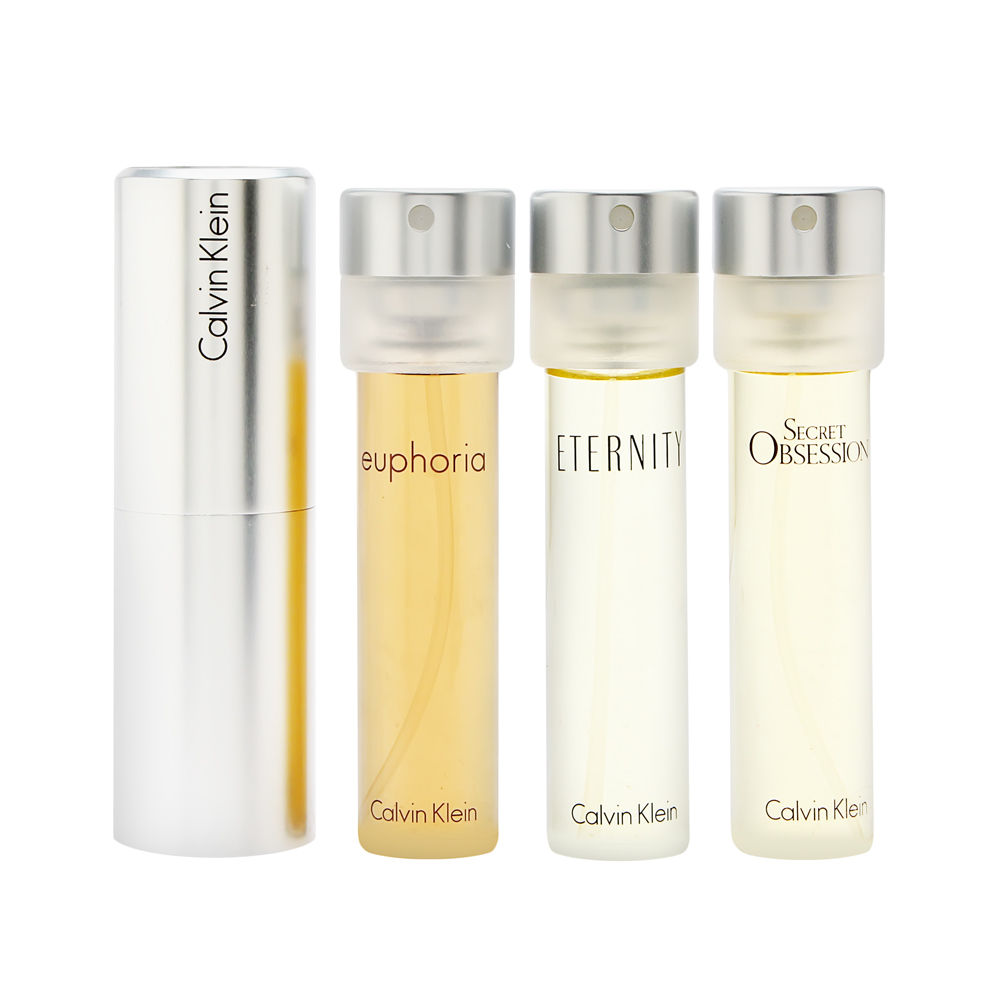 Calvin Klein Miniature Collection Set for Women 0.68oz EDP Spray Gift Set