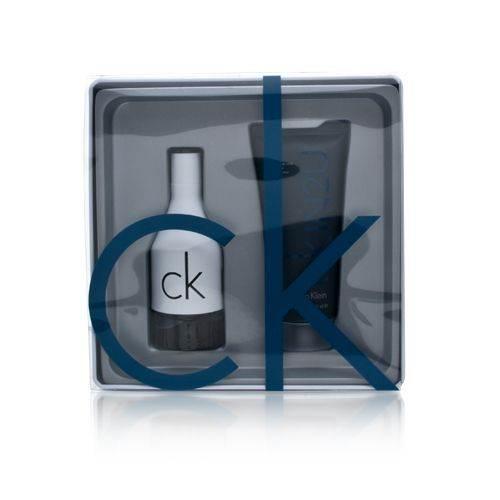 CK IN2U by Calvin Klein for Men 1.7oz EDT Spray Body Wash Gift Set