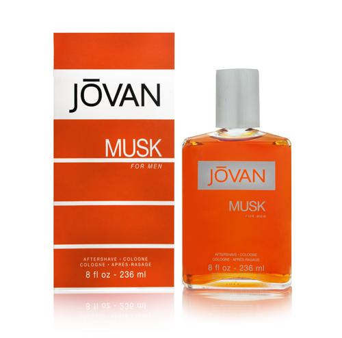 Jovan Musk by Coty for Men 8.0oz Cologne Spray Aftershave Shower Gel