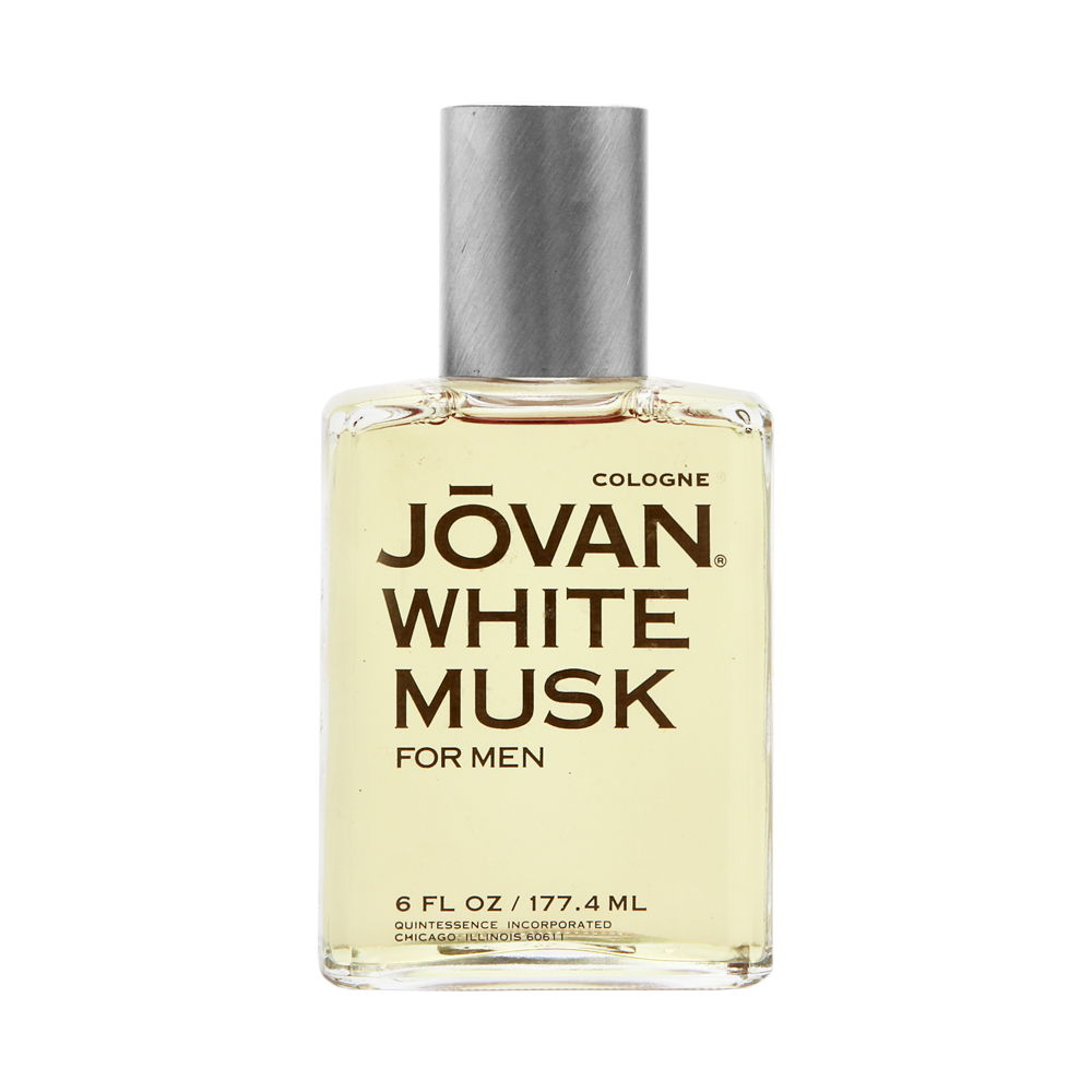 Jovan White Musk by Coty for Men 6.0oz Cologne Spray (Tester) (Unboxed) Shower Gel