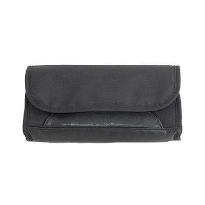 Danielle Blacktie Beauty Bags Flapover Cosmetic Case
