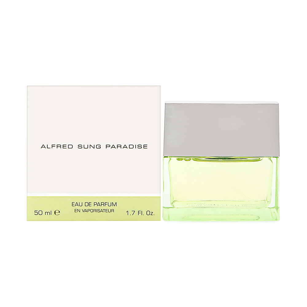 Paradise by Alfred Sung for Women 1.7oz EDP Spray Shower Gel