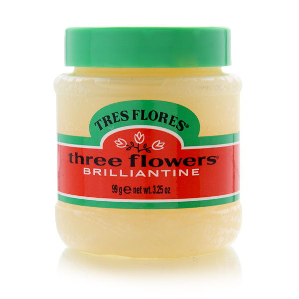 Tres Flores Three Flowers Brilliantine Pomade (Jar) 3.25 oz at Sears.com