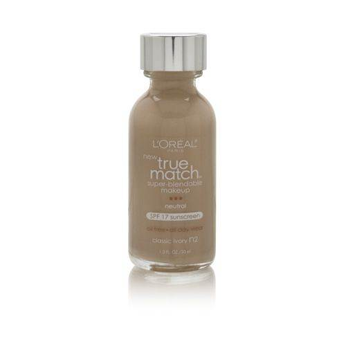 L'Oreal True Match Makeup Neutral SPF 17 N2 Classic Ivory at Sears.com
