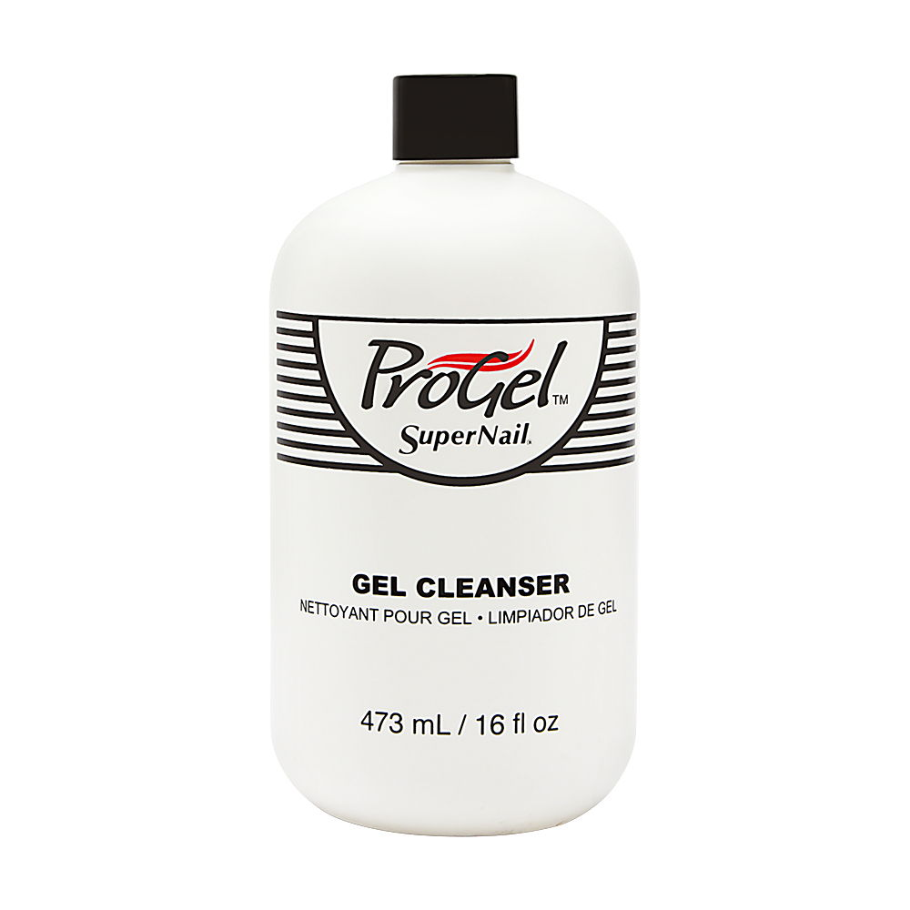 SuperNail ProGel Gel Cleanser