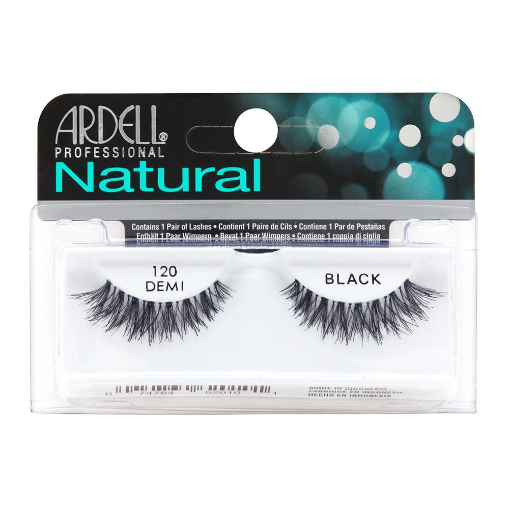 Ardell Fashion Lashes Natural - 120 Demi Black