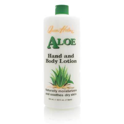 Queen Helene Aloe Hand and Body Lotion