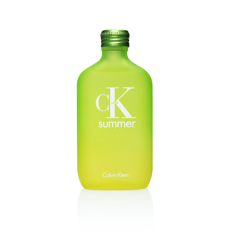 CK One Summer by Calvin Klein 3.4oz EDT Spray (Tester) (Unboxed) Shower Gel