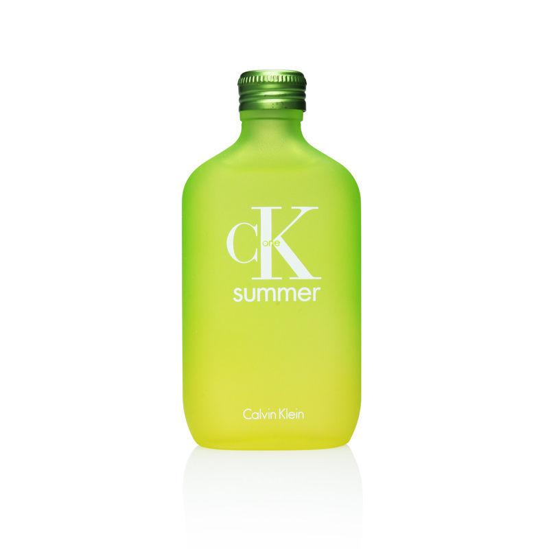 CK One Summer by Calvin Klein 3.4oz EDT Spray (Tester) (Unboxed) Shower Gel