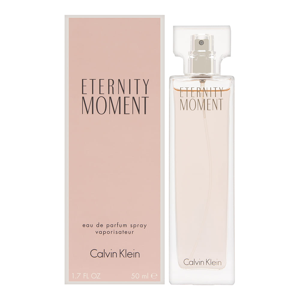 Coty Eternity Moment by Calvin Klein for Women 1.7oz EDP Spray Shower Gel