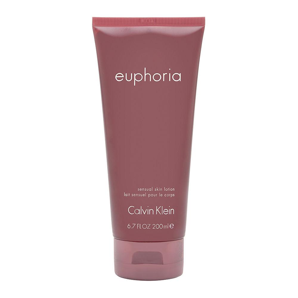 Coty Euphoria by Calvin Klein for Women 6.7oz Body Lotion