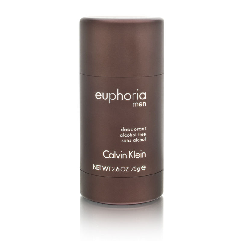 Coty Euphoria Men by Calvin Klein 2.6oz Deodorant Stick