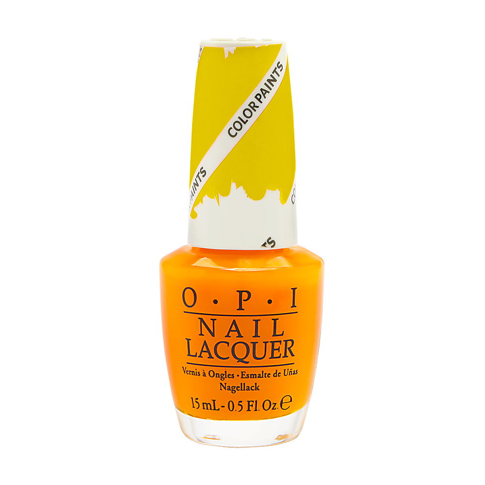 OPI Nail Lacquer Color Paints Collection