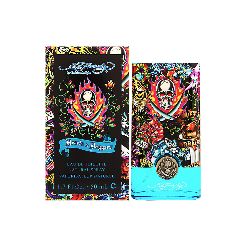 Ed Hardy By For Men Eau De Toilette Spray 3 4 Ounces: Hearts & Daggers For Women By Ed Hardy [Christian Audigier] (2010)