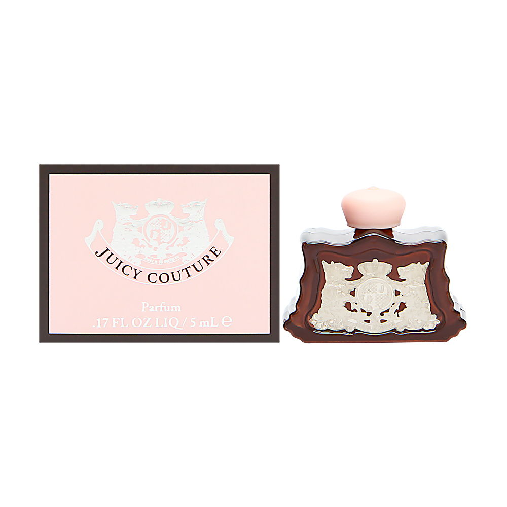 Juicy Couture by Juicy Couture for Women 0.17oz Parfum