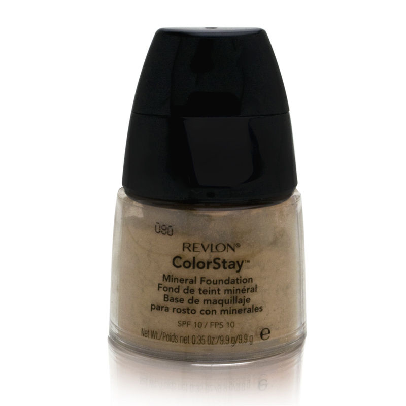 Revlon ColorStay Mineral Foundation SPF 10 060 Medium at Sears.com