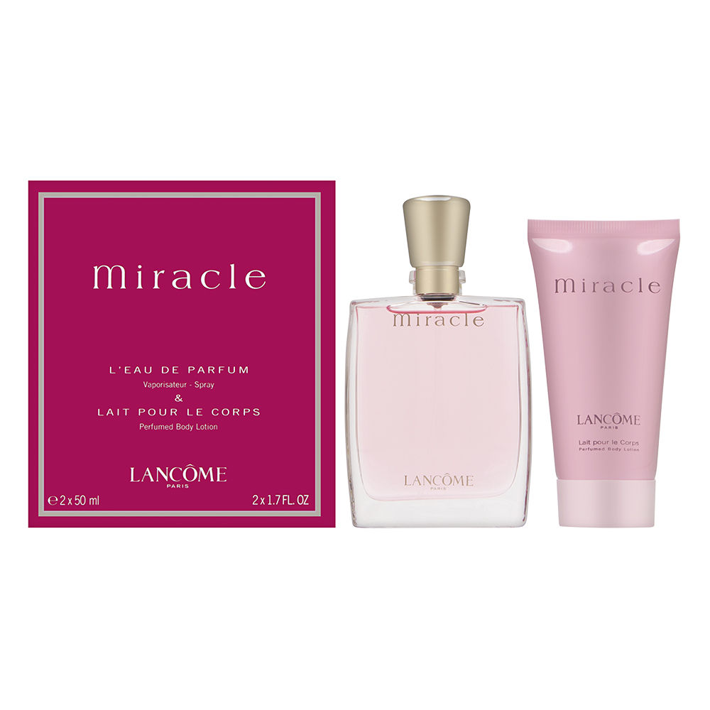 Buy Miracle by Lancôme online. — Basenotes.net