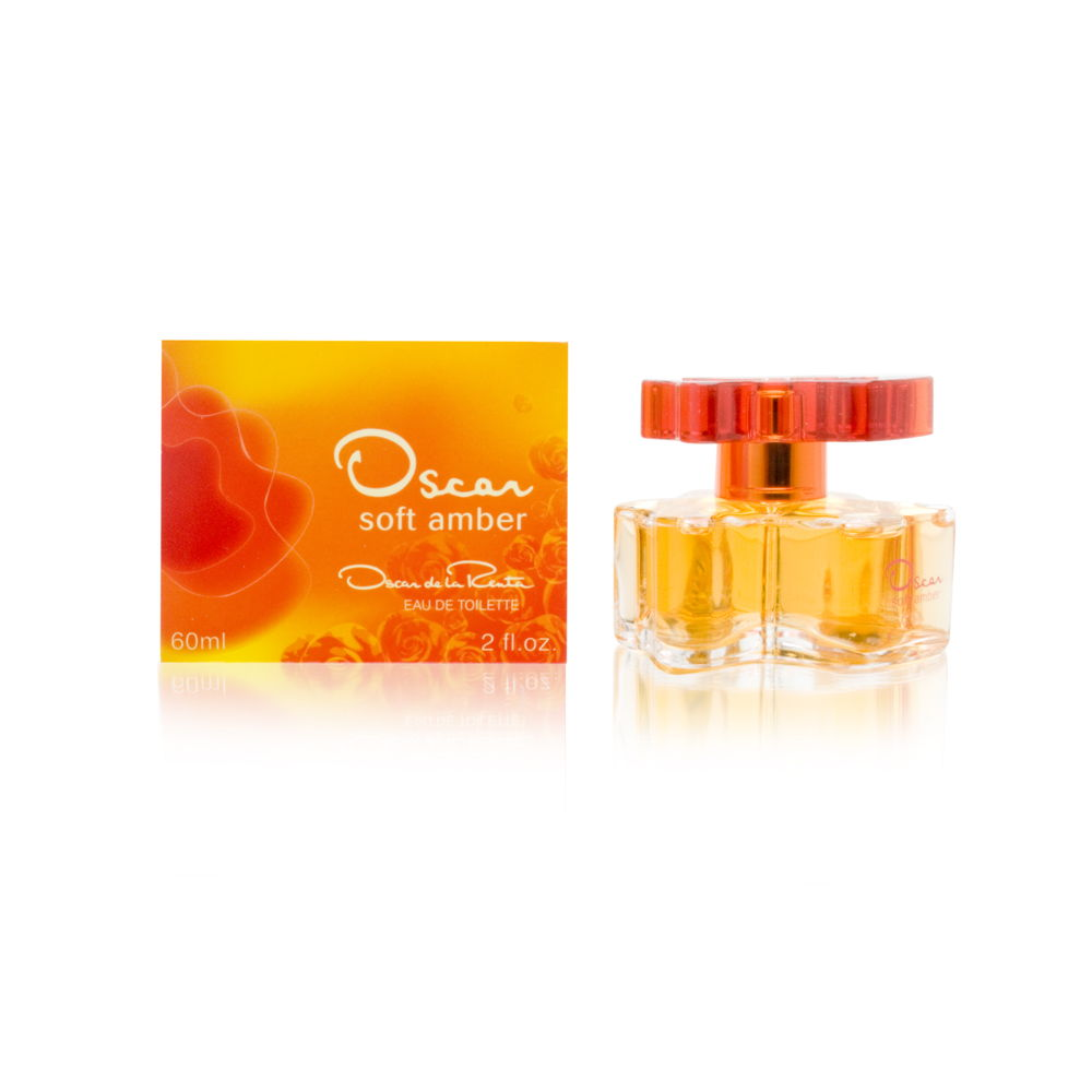 Oscar Soft Amber by Oscar de la Renta for Women 2.0oz EDT Spray