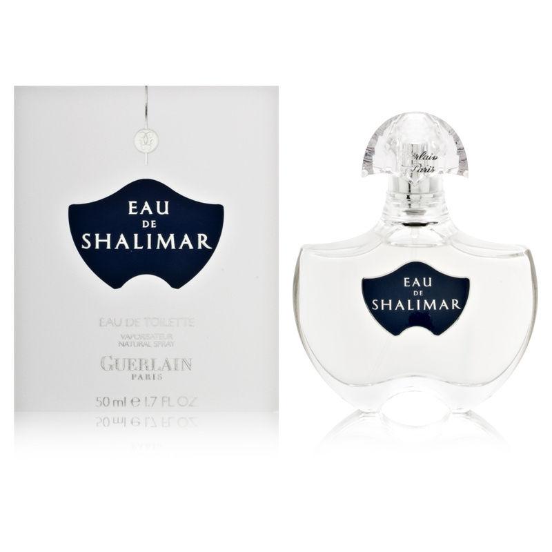 Eau de Shalimar by Guerlain for Women 1.7oz EDT Spray Shower Gel