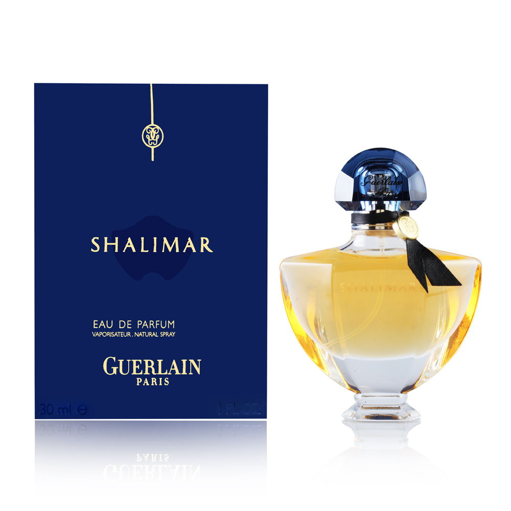 Shalimar by Guerlain for Women 1.0oz EDP Spray Shower Gel