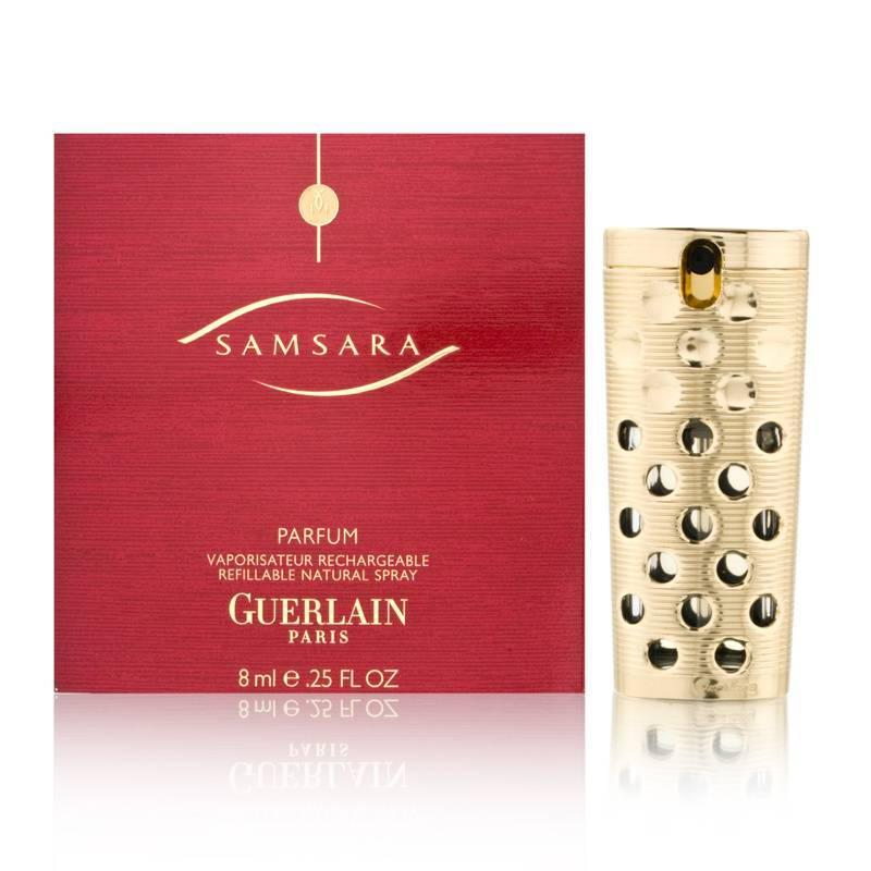 Samsara by Guerlain for Women 0.25oz Parfum Pure Perfume Spray
