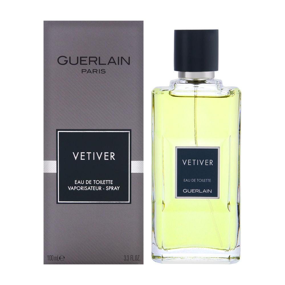 Vetiver by Guerlain for Men 3.4oz EDT Spray