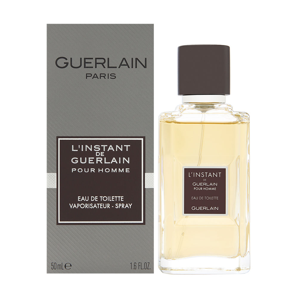 L'Instant de Guerlain Pour Homme 1.7oz EDT Spray Shower Gel