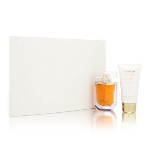 L'Instant de Guerlain for Women 1.7oz EDP Spray Body Lotion Gift Set
