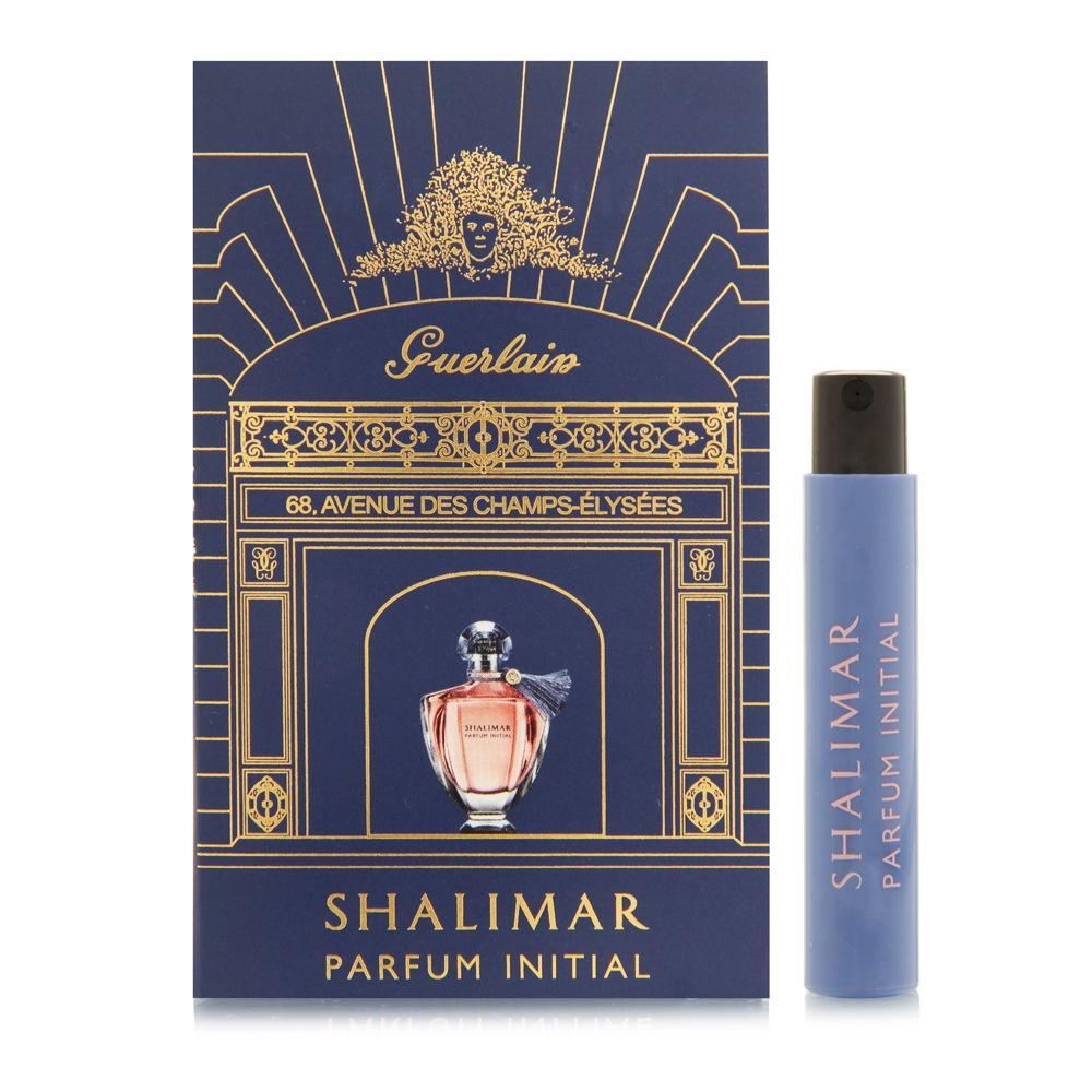 Shalimar Parfum Initial by Guerlain for Women 0.06oz EDP Spray