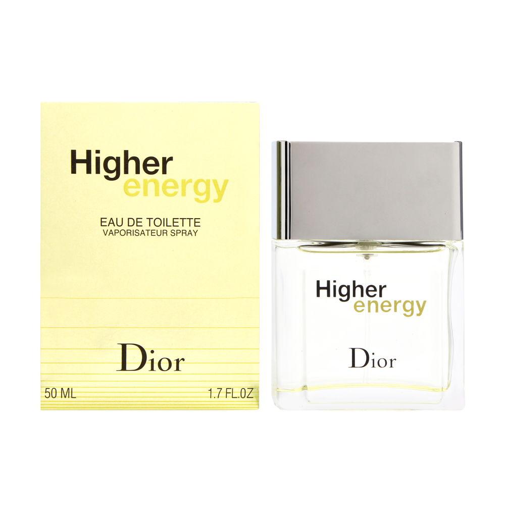 Higher Energy by Christian Dior for Men 1.7oz EDT Spray Shower Gel