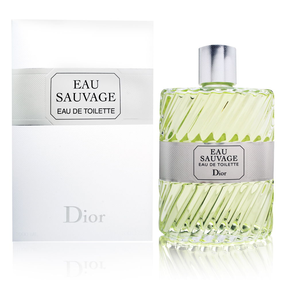 Eau Sauvage by Christian Dior for Men 33.8oz EDT