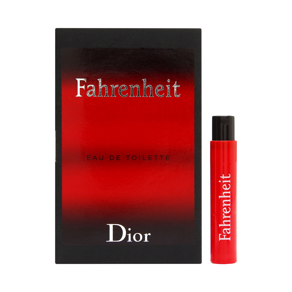 Fahrenheit by Christian Dior for Men 0.03oz Cologne EDT Spray