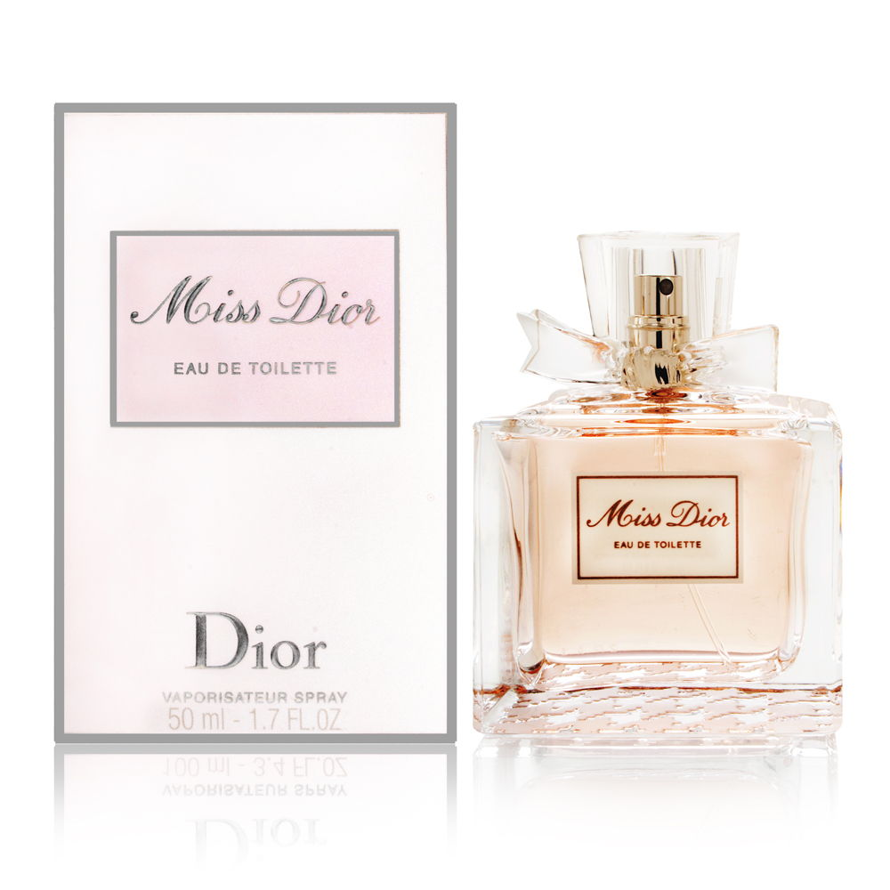 Miss Dior by Christian Dior for Women 1.7oz EDT Spray Shower Gel