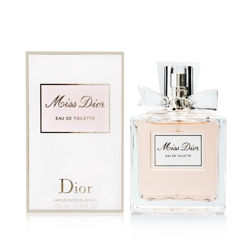 Miss Dior by Christian Dior for Women 3.4oz EDT Spray