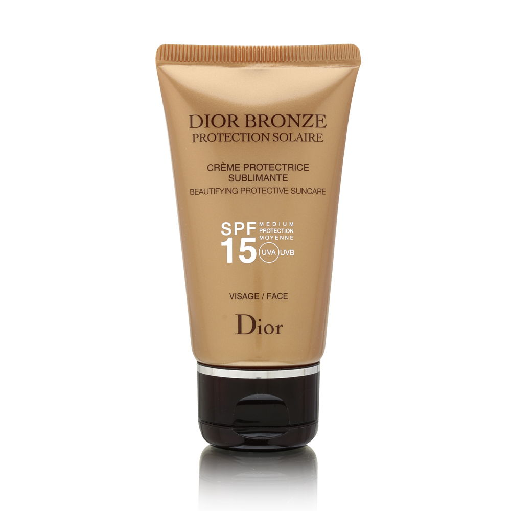 cfc4b2129 ... EAN 3348900989436 product image for Christian Dior Dior Bronze  Beautifying Protective Suncare for Face SPF 15 ...