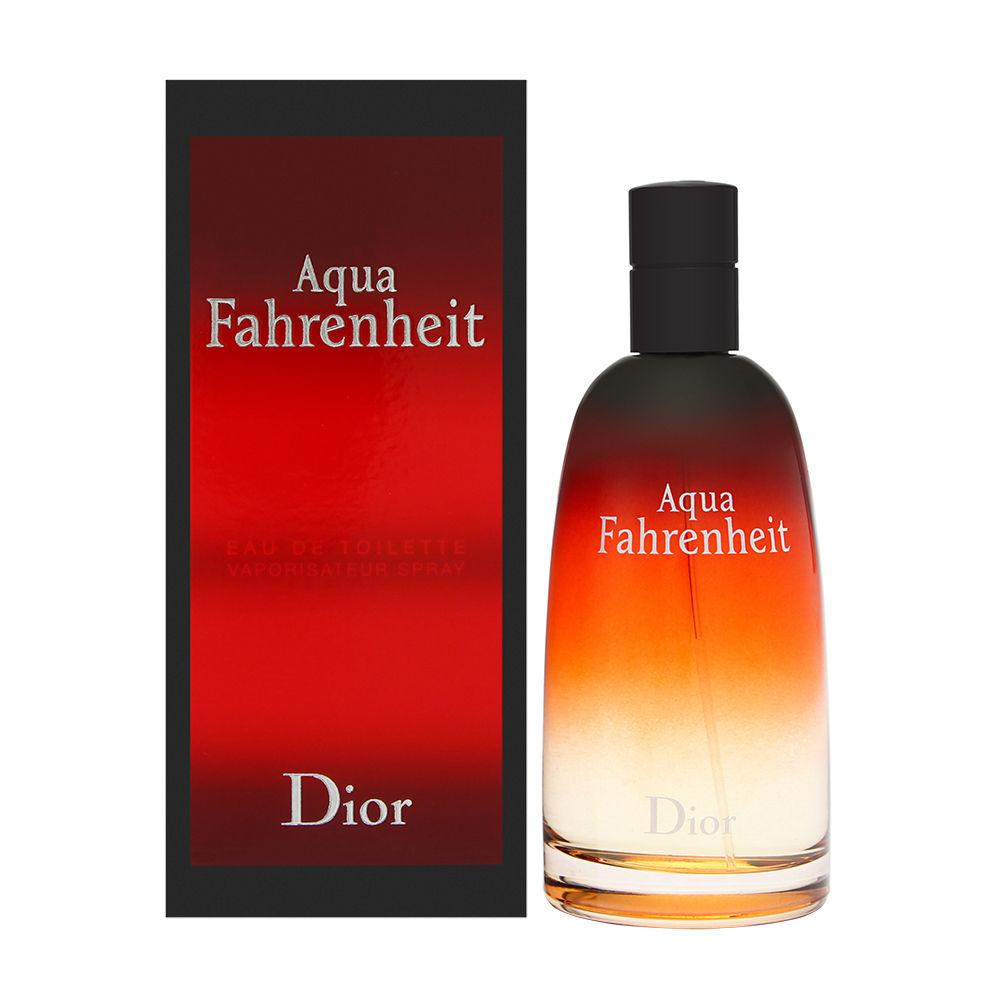 Aqua Fahrenheit by Christian Dior for Men 4.2oz EDT Spray