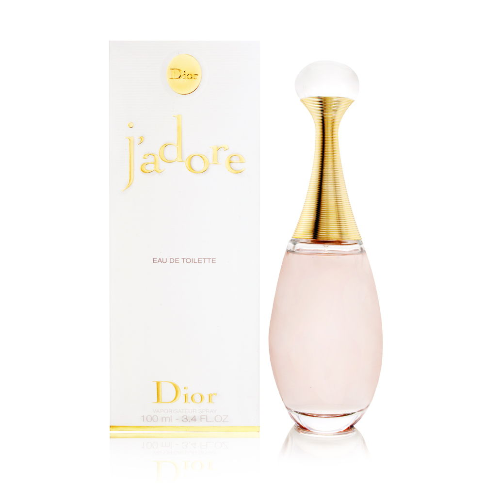 J'adore by Christian Dior for Women 3.4oz EDT Spray Shower Gel