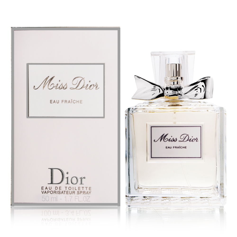 Miss Dior Eau Fraiche by Christian Dior for Women 1.7oz EDT Spray