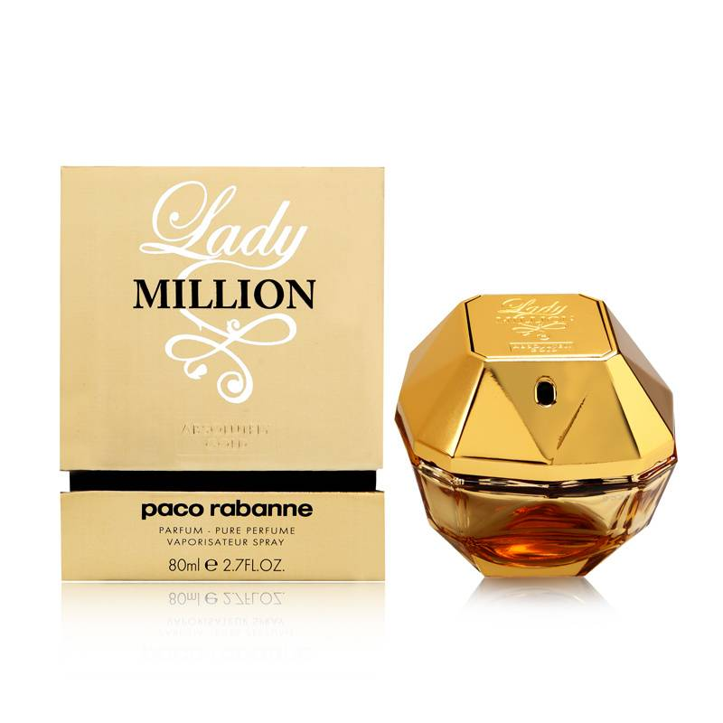 Ean 3349668514595 Paco Rabanne Lady Million Absolutely Gold