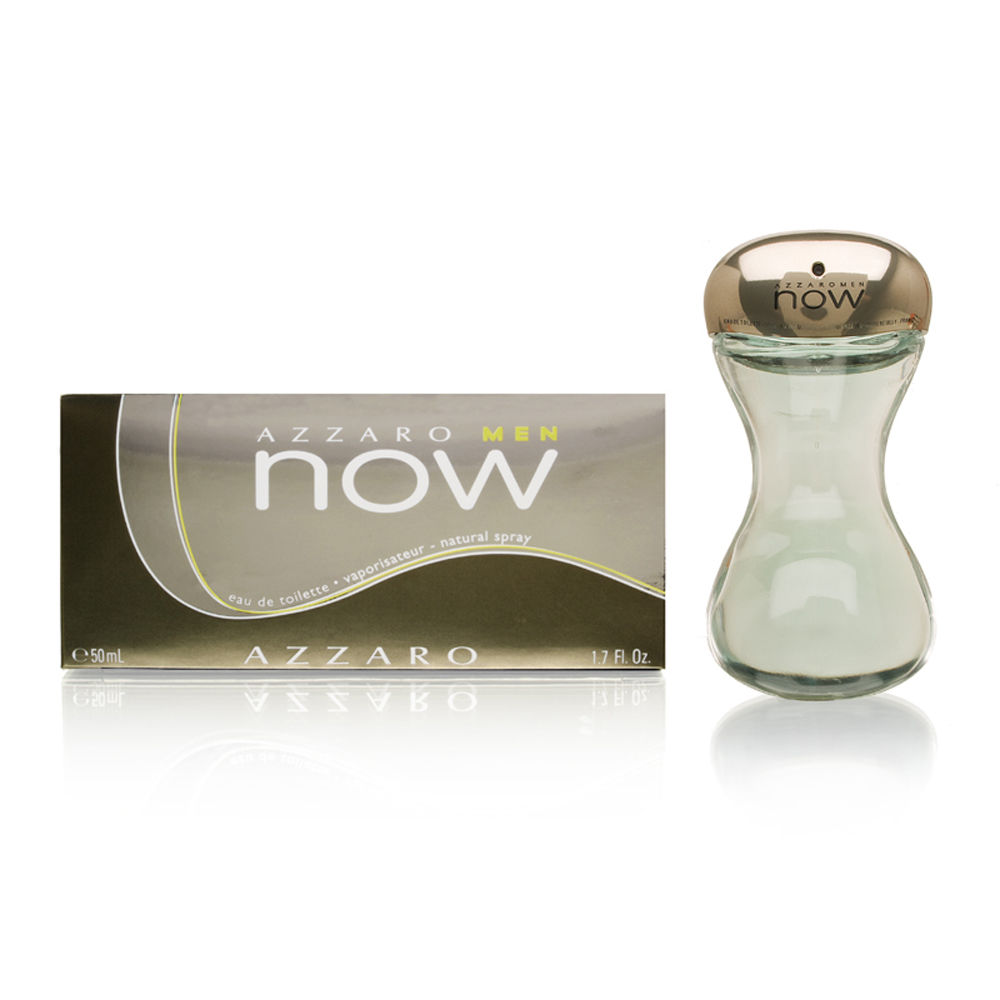 Azzaro Now by Loris Azzaro for Men 1.7oz EDT Spray Shower Gel